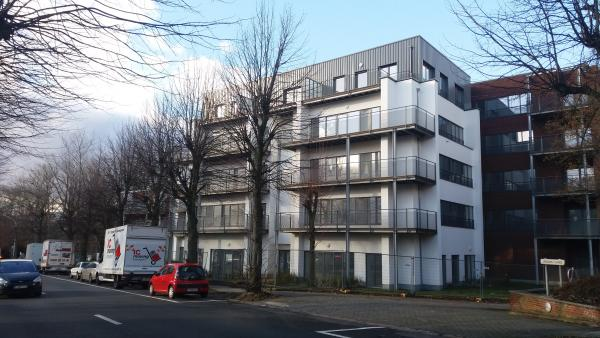 "het project ""Pléiades"" in Sint-Lambrechts-Woluwe"