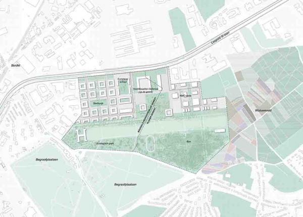 Projet urbain Défense