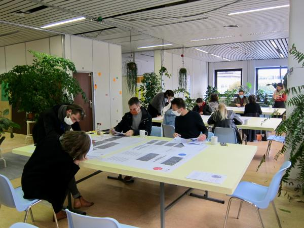 Een participatieve workshop in oktober 2020