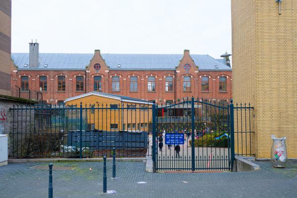 École Ulenspiegel à Saint-Gilles