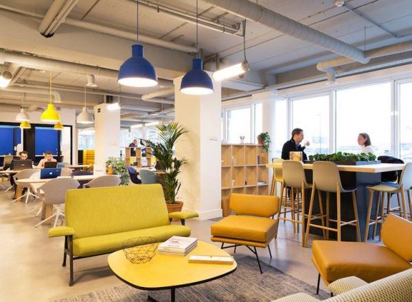 Espace de coworking Regus/Spaces