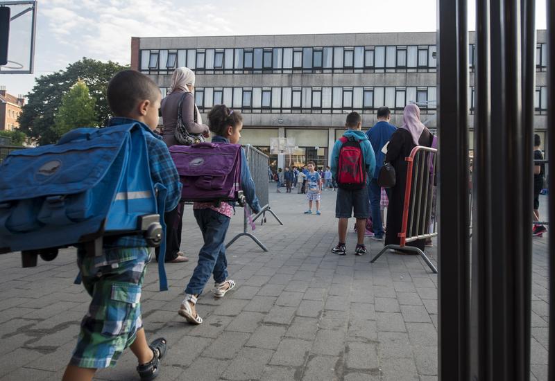"School ""Des Magnolias"" (Stad Brussel)"
