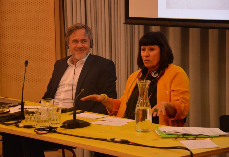Comment concilier la densité et la qualité de vie ? Rafi Segal & Brigitte Jilka