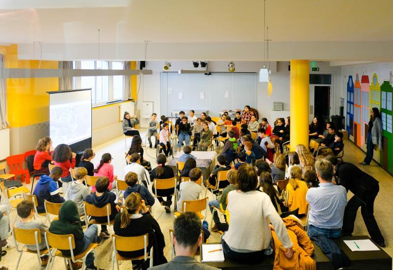 Discussieforum - Basisschool Champagnat – Schaarbeek