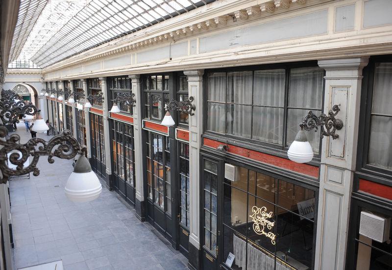 Prinsengalerij (Binnenkant)