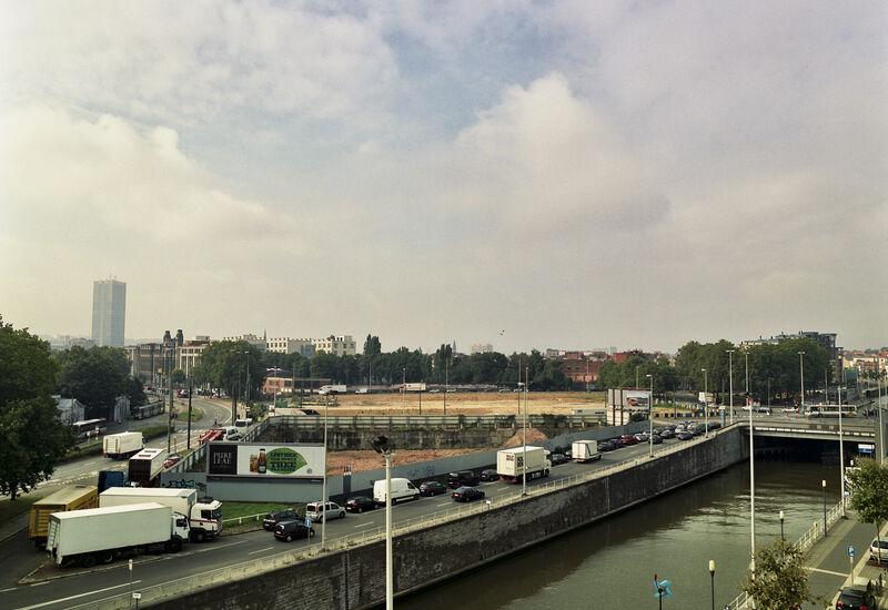 Porte de Ninove en 2016