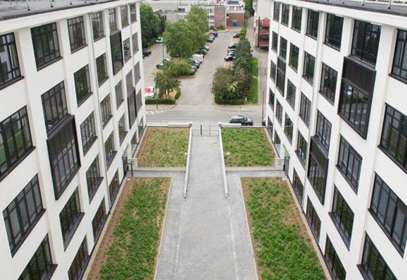 Logement Lavoisier à Molenbeek-Saint-Jean